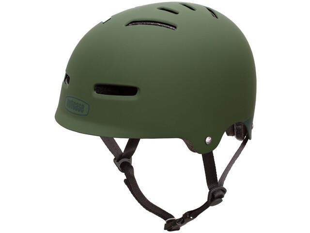 Nutcase Battle Zone Matte Cykelhjelm oliven (2019) | Helmets